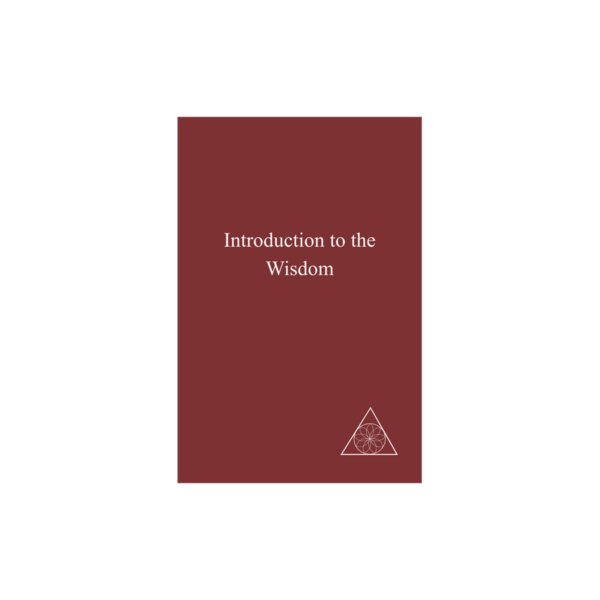 Introduction to the Wisdom - Downloadable Version